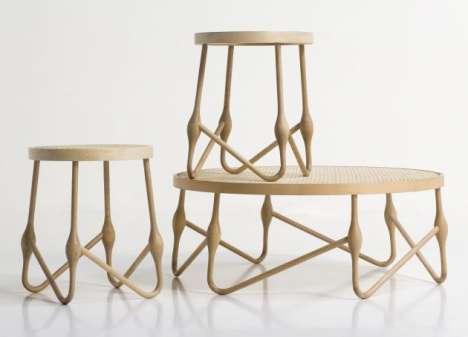 Bulging Bent Furniture