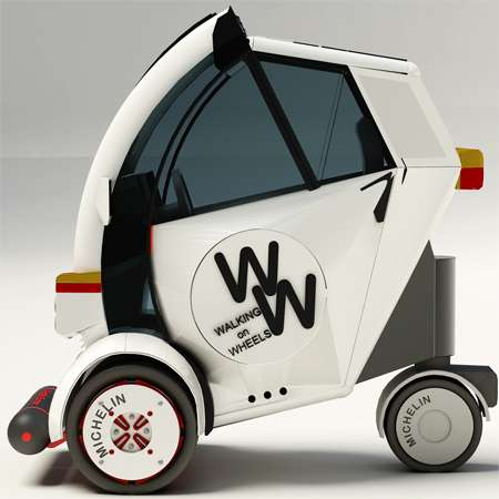Eco Three-Wheelers