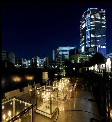 Secret Rooftop Bars