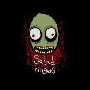 Spooky Surreal Animations - The 'Salad Fingers' Video Dishes a Disturbing Experience