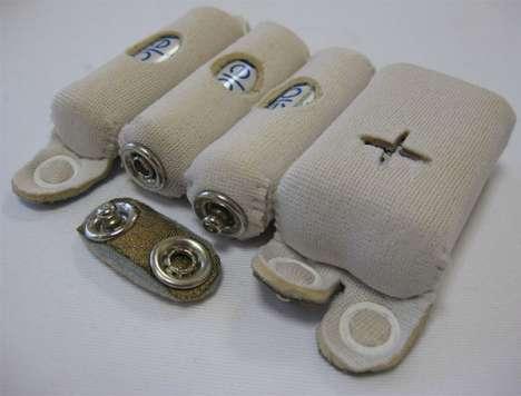 Hand-Sewn Tech Gear