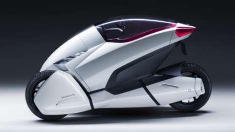 Three-Wheeled Ecocycles
