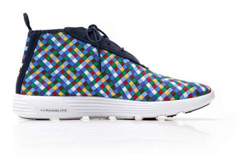 Quilted Sports Kicks
