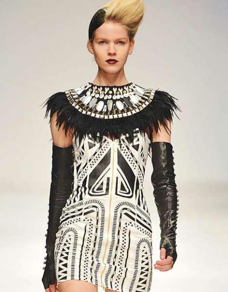 Jailhouse Tribal Fashion