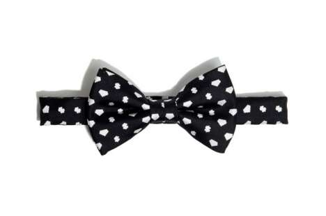 Dalmation-Style Bow Ties