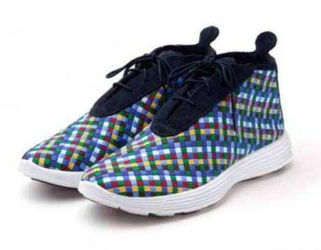 Rainbow-Colored Kicks