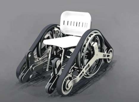Adventurous Wheelchairs