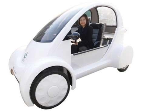 Self-Driven Autos