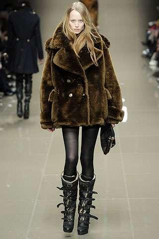 Yeti-Inspired Coats