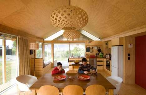 Wholly Wooden Cabins