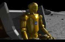 Robot Astronauts
