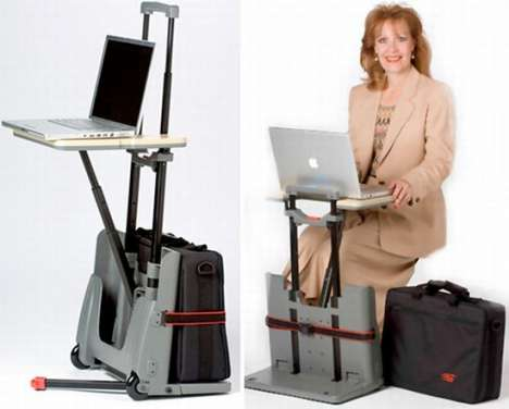 Traveling Laptop Desks