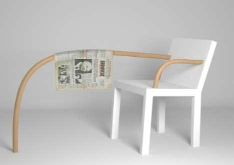 Modern Mutated Armchairs
