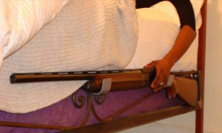 Shotgun Bedding