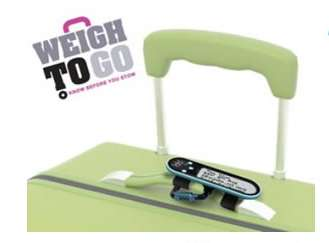 Personal Luggage Scales