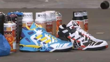 Tagged Footwear
