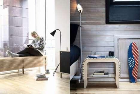 Radiating Furniture