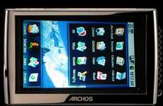 Mega Tablets - The Archos 9 Tablet Brings the World to Your Fingertips