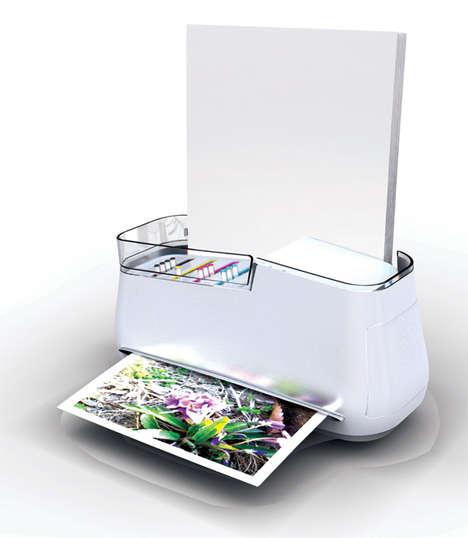 Earth-Loving Printers