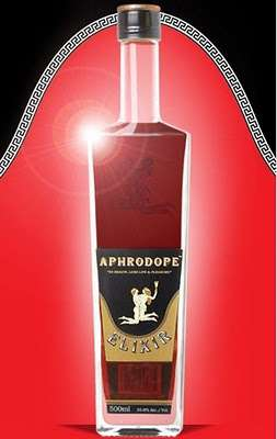 Aphrodisiac Liqueur