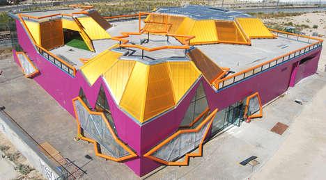 Color-Crazed Architecture