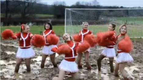 Muddy Milkshake Cheervertising