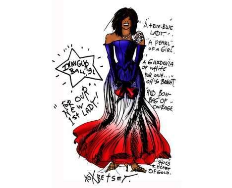 25 Fab First Lady Fashions