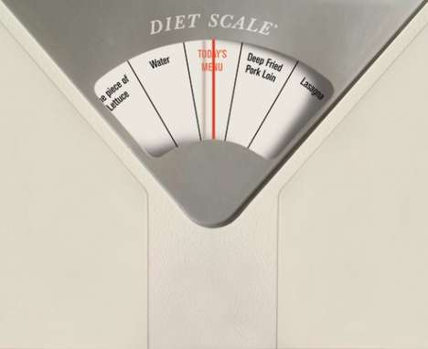 Meal-Recommending Scales