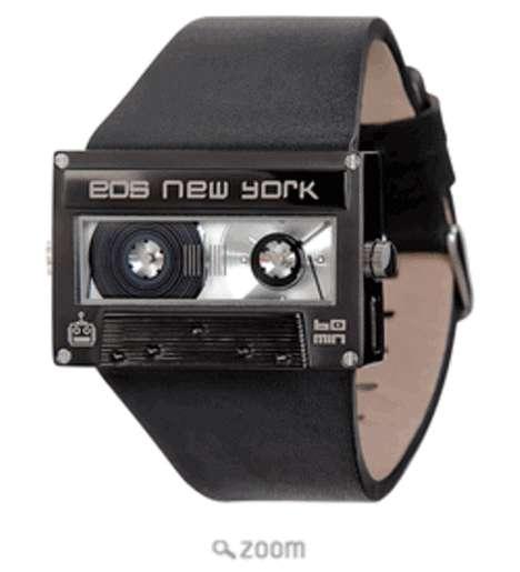 Retro-Music Watches