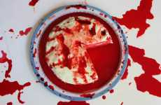Stomach-Churning Desserts - Apocalypse Cakes Concocts Horrifying Culinary Concepts