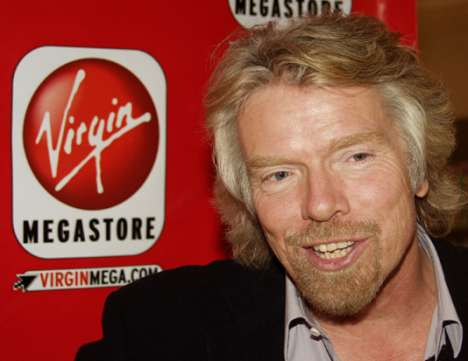 Questions for Richard Branson - How do You Reset Yourself to be Creative