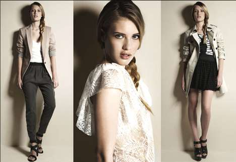Neutral Fashion Collections