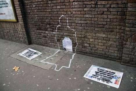 Street Artvertising