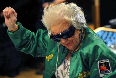 Music Mixin' Grannies