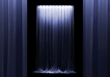 Cascading Curtains