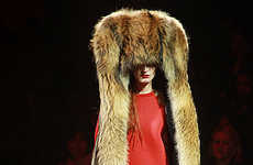 Monstrous Furry Headdresses