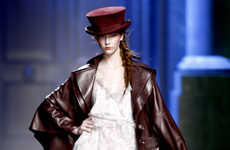 Lingerie Ridingwear - The Christian Dior Fall Collection is About Girly Equestrian Style