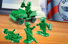 Military Building Blocks - Lego's 'Army Men on Patrol' is a Toy Story Tribute