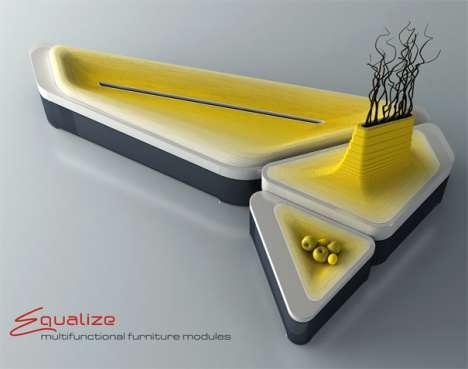 Multi-Form Furniture