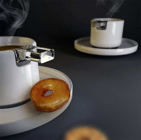 Convenient Caffeine Dispensers