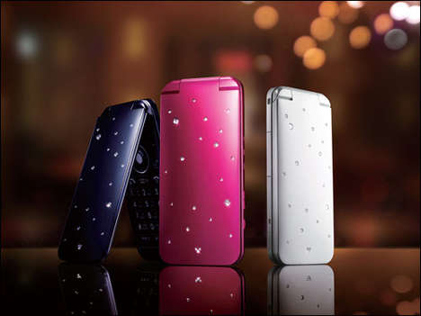 Disney Princess Phones - Softbank and Disney Launch New Phone in Japan