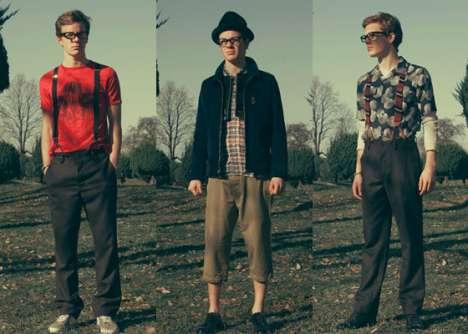 Weezerific Hipster Fashion