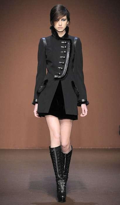 Military Cloak Fashion