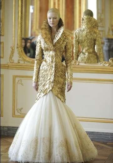 Futuristic Victorian Fashion