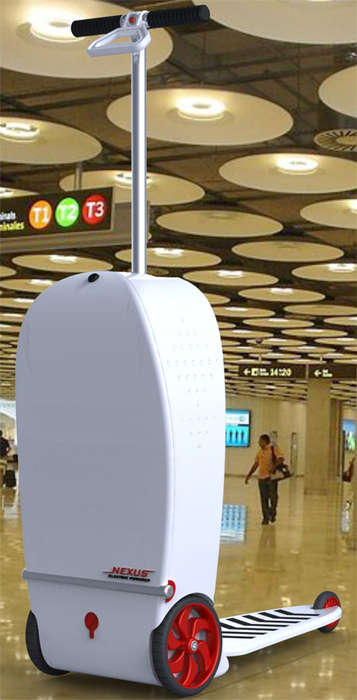 Airport Electroscooters
