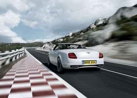 Alterna-Energy Luxury Cars
