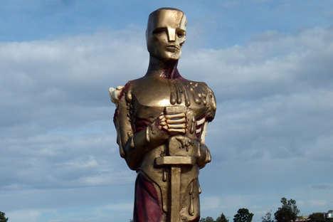 Melting Award Statues