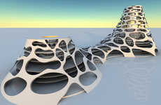 Seismic Honeycomb Structures