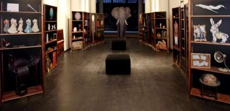 Fantasy-Filled Boutiques
