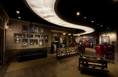 Educational Shoe Shops - The New Balance Experience Store Provides a Valuable History Lesson